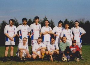 baroudeurs équipe 2000