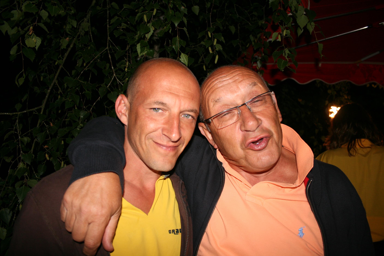Raoul et JP