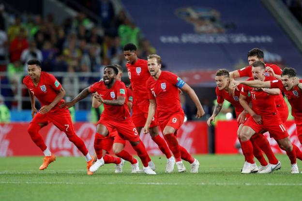 La qualif anglaise venue Dyer. Les Trois lions plus forts que le Tigre