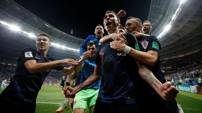 Et Zag'Reb-elote, les Croates se qualifient après prolongations et défieront les bleus !
