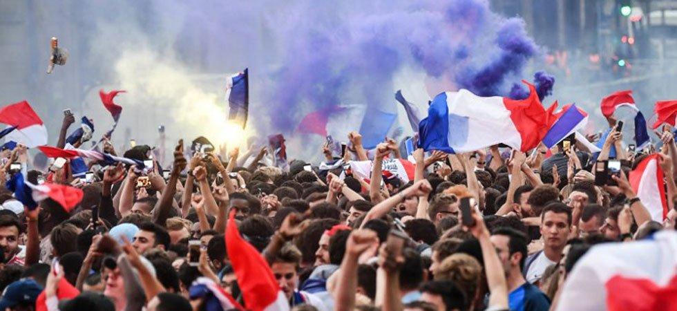 La France et Séverine champions du monde, Alex 2eme, Quentin et Denis complètent le podium !