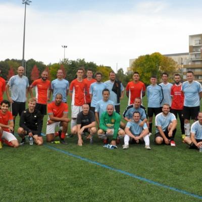 Baroudeurs-FC Suze 2-0